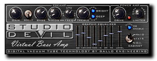 Virtual Bass Amp